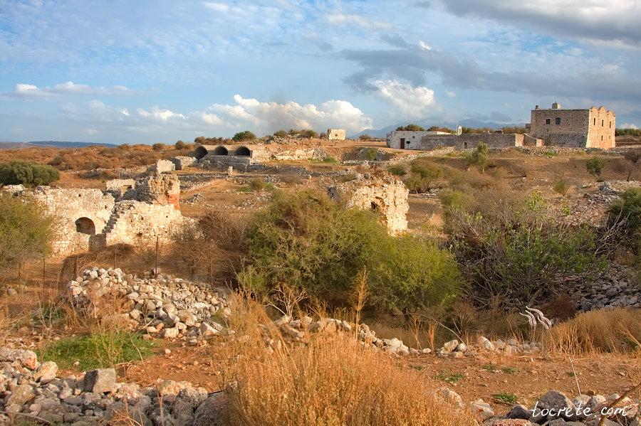 Древняя Аптера (Ancient Aptera)